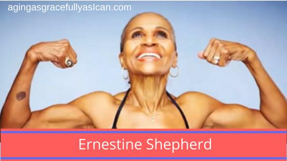 Ernestine Shepherd: Midlife Badass