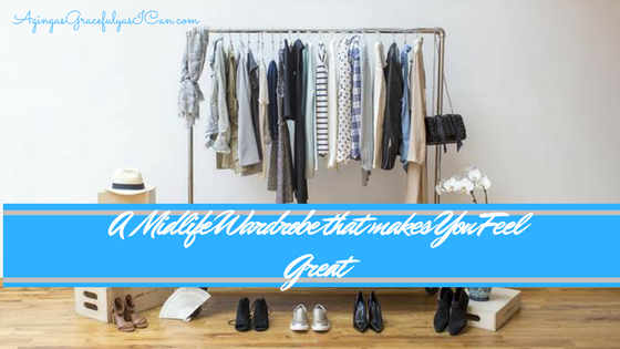 A Midlife Wardrobe that Makes You Feel Great