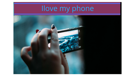 I love my cell phone but…