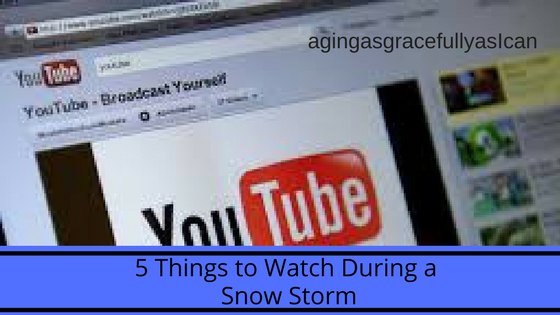 5 Things to Watch During a Snow Storm