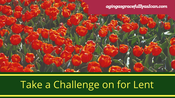 Take a Challenge On for Lent